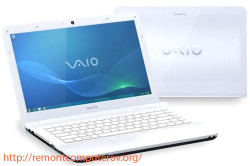 ремонт ноутбука Sony VAIO